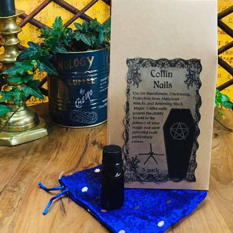 Coffin Nails Oil