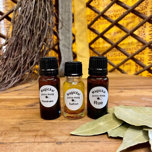 Magically Infused Oils