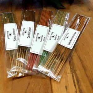 Wicca Moon Incense Sticks