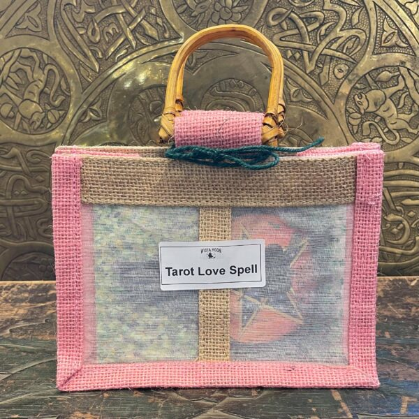 Tarot Spell Kit – Love