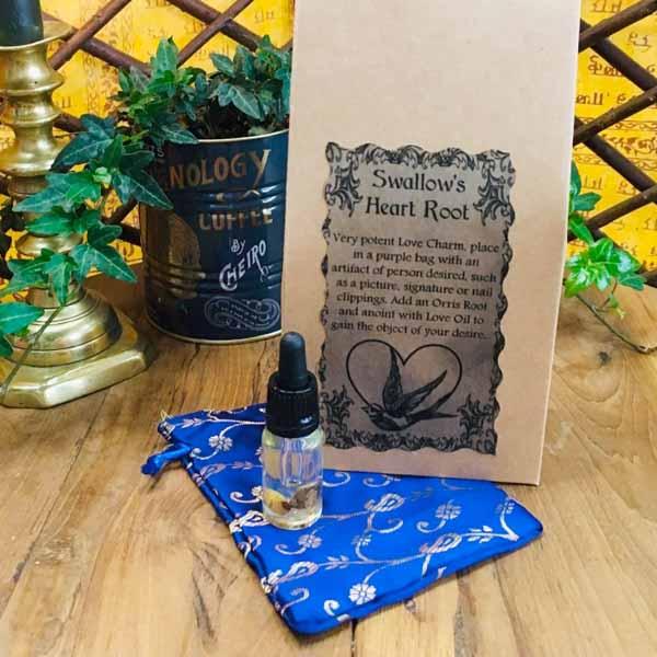 Swallow's Heart Root Oil