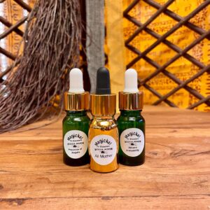 The Abracadabra Collection – Magickal TriEssence Oils
