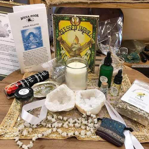 Wheel of the Year Ritual Boxes from the Witchcraft shop