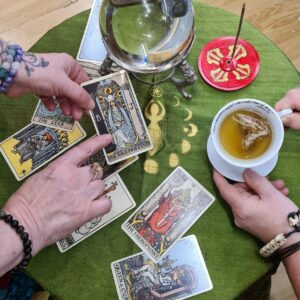 Witches Tea Party – March 6th
