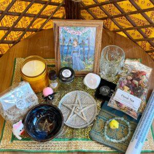 Ostara Ritual Box