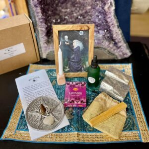 Moon Ritual Spell Kit