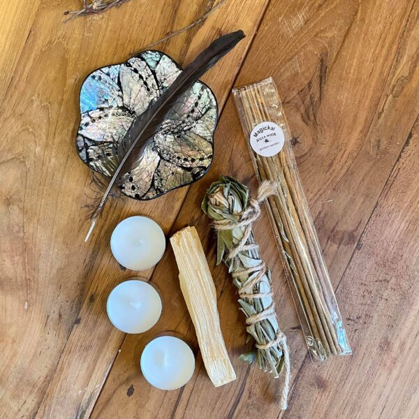 Witches Smudge Kit