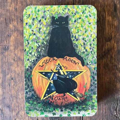 Tarrot Cards for sale in the Witchcraft shop