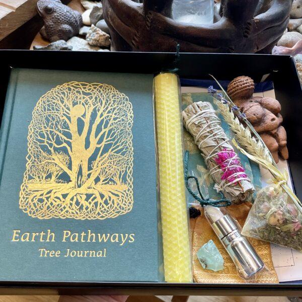 Walk with the Mother Goddess Ritual Box