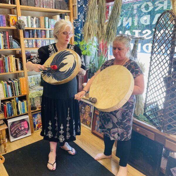 Shamanic Drum Workshop
