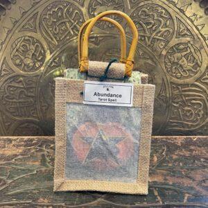 Tarot Spell Kit – Abundance