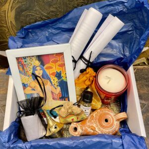 Goddess Bast Deluxe Ritual Box